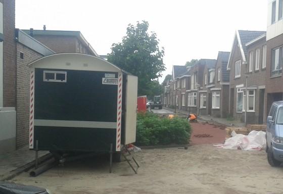 Enschede wegenbouw - Nicolaas Beetslaan en Bilderdijkstraat